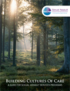 Cover of Guide includes pictures of tree with light shining through
