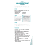 Image of Social Media Toolkit
