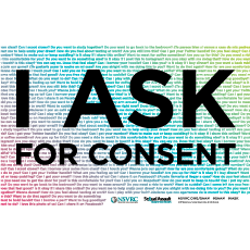 Consent 2019 SAAM Poster