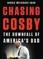 Cover of book, which shows Bill Cosby