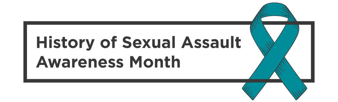 History of Sexual Assault Awareness Month