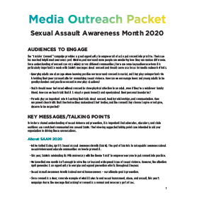 Media Outreach Packet