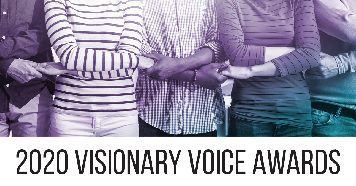 2020 Visionary Voice Awards