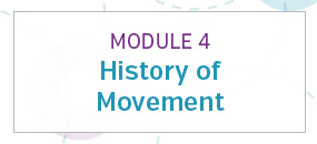 History of movement