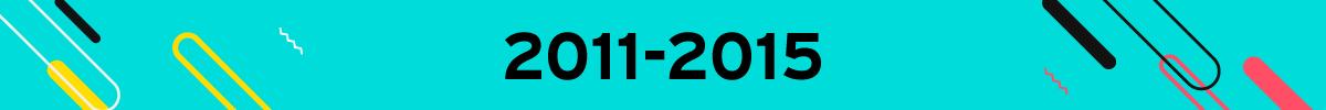 2011-2015