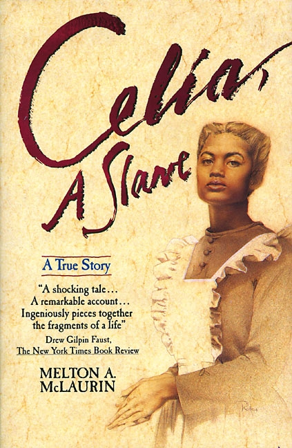 "Image of book cover for ""Celia, A Slave"""