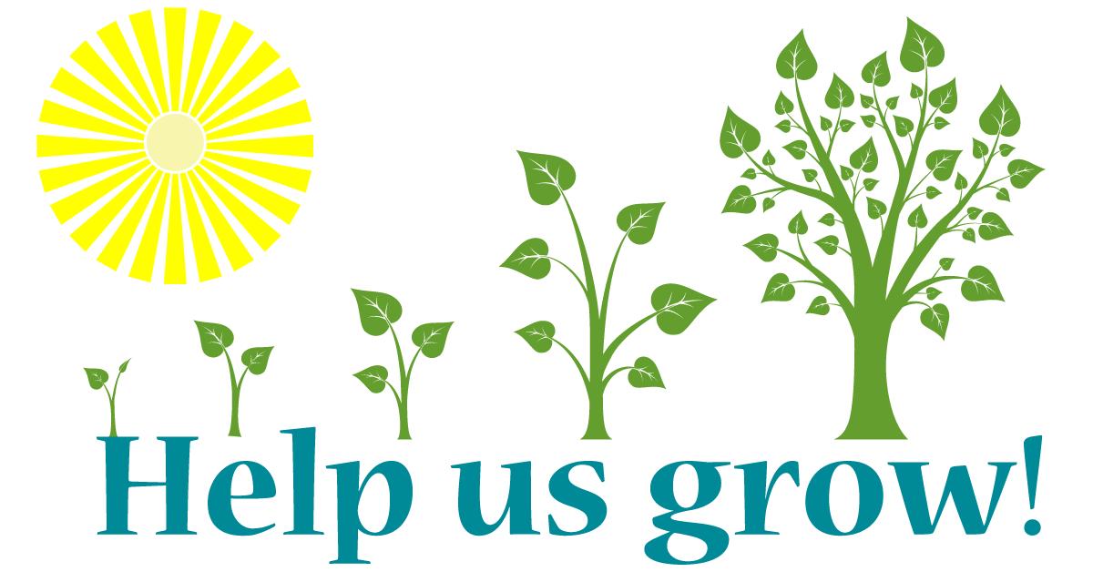 Help Us Grow