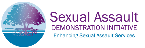 Sexual Assault Demonstration Initiative Logo