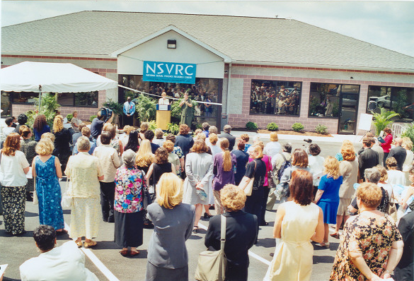 The opening of NSVRC in 2000