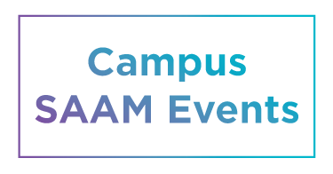 Campus SAAM Events