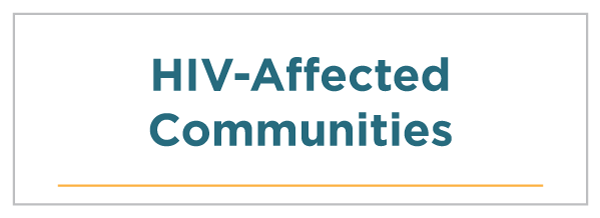 HIV-Affected Communities