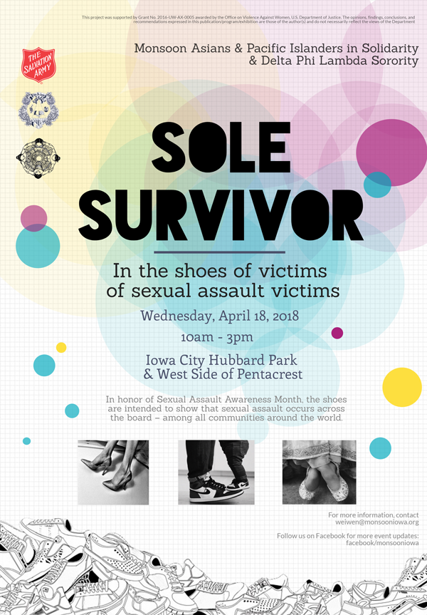 Sole Survivor Event Flyer