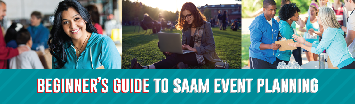 Beginner's Guide to SAAM Event Planning