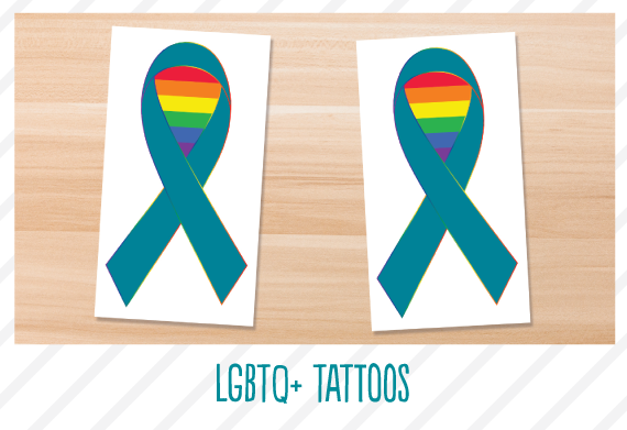 LGBTQ+ Tattoos
