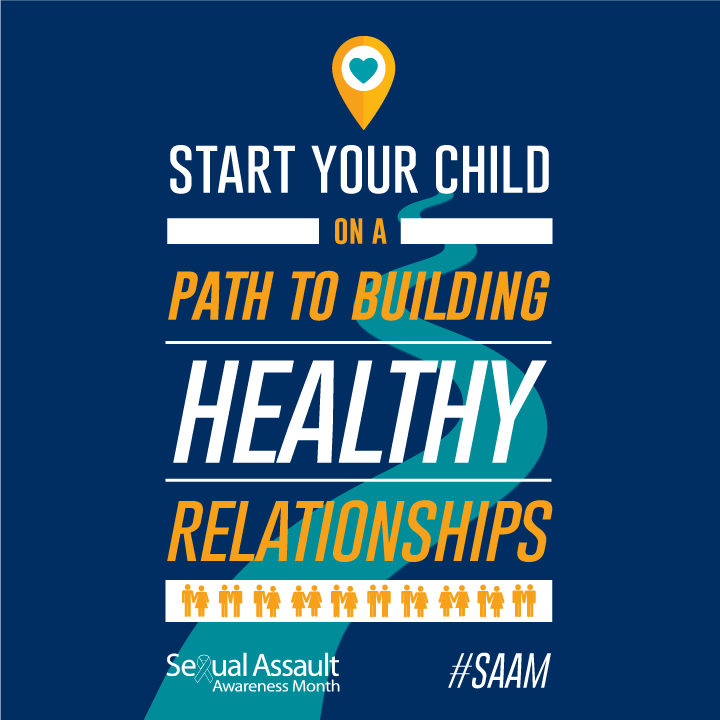start your child on a path to building healthy relationships