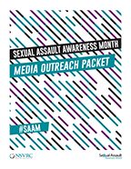 Cover image of Media Outreach packet