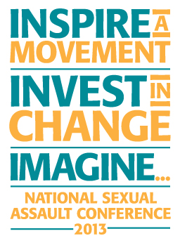NSAC 2013 logo Inspire a movement invest in change