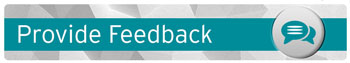 Provide Feedback button