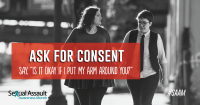 Ask for Consent 2 Share Graphic