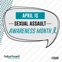 April is SAAM