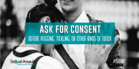 'Ask for Consent Share Graphic