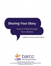 Sharing Your Story cover