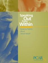 Speaking Out From Within cover